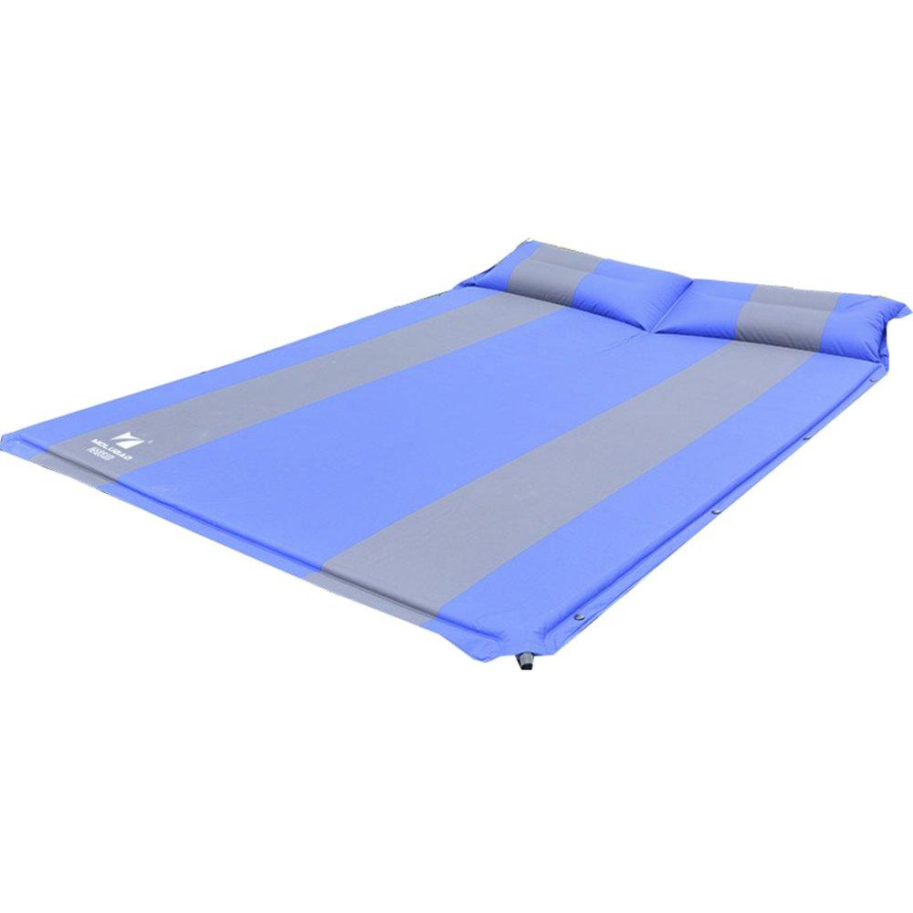 Moisture proof pad Outdoor Automatische aufblasbare Kissen Büro mittagspause Einzelnen doppelheftung Zelt schlafkissen Home Reise Pad