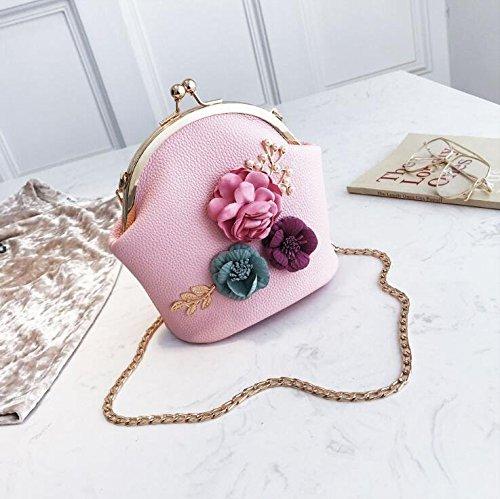 pour femme Sac JULYFELICIA rose à JULYFELICIA à l'épaule porter Rose Rose pTnpf