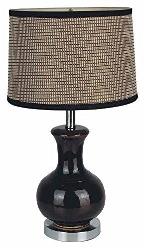Milton Greens Stars Seymour Traditional Table Lamp, 24-Inch