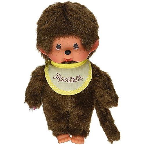 Sekiguchi Monchhichi Boy Yellow Bib Monkey 8