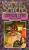 Unnatural Death, Dorothy L. Sayers, 0380007940
