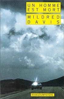 Un homme est mort par Davis