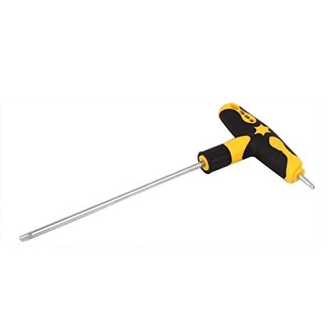 Aexit T20 T-Handle Torx Security Torque Star Key Llave de ...