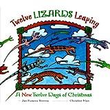 Twelve Lizards Leaping