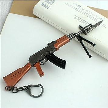 Modelo Arma Mddrr Mujer Ak47 Juguete Bolso De Llavero tCxhrsQd
