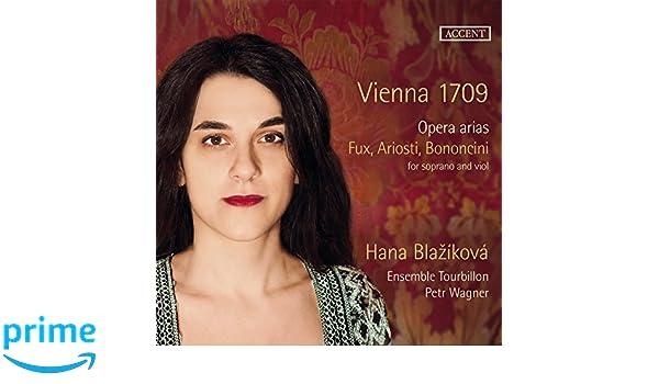 Vienna 1709: Arias De Ópera De Fux, Ariosti Y Bononcini: Hana Ensemble Tourbillon Wagner, Petr Blazikova: Amazon.es: Música