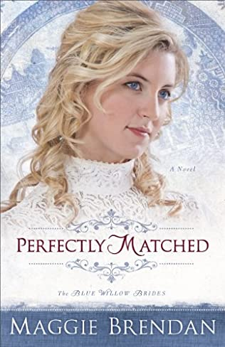book cover of Perfectly Matched