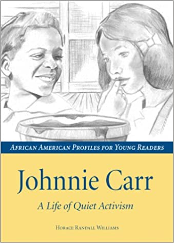 Book Johnnie Carr
