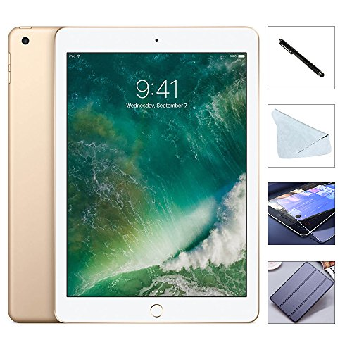 Apple iPad 9.7 Retina Display with $49.99 Bundle, 2017 5th G