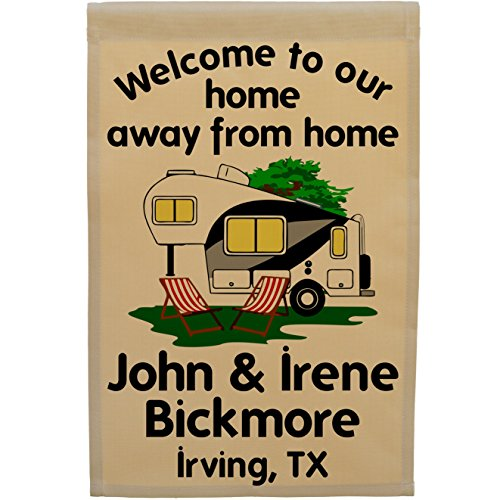 welcome home away personalized