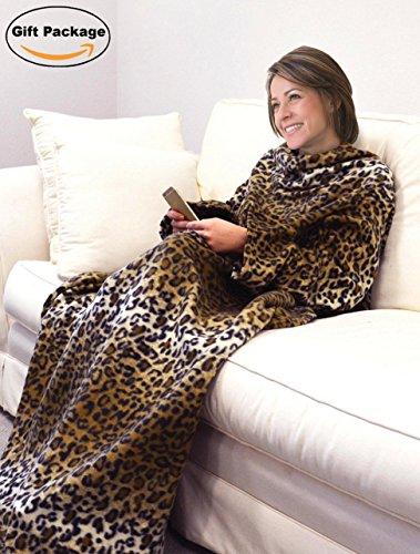 Cheetah Fleece - 1