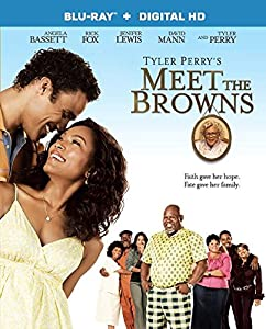 amazoncom tyler perrys meet the browns bluray