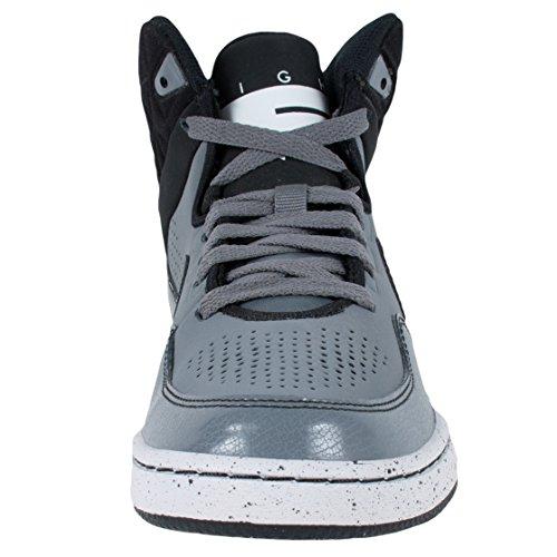 Nike - Nike First Flight GS Zapatos deportivos Mujer Gris Cuero 725132 Gris