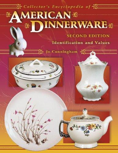 - Collector's Encyclopedia of American Dinnerware