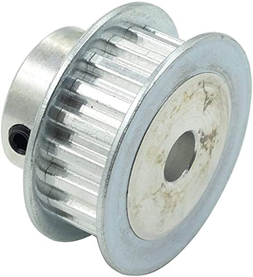 Aluminum D/&D Power Drive Belts 32 D/&D DD36T5-32 2-6F-A T5 Metric Pitch Synchronous Belt Pulleys