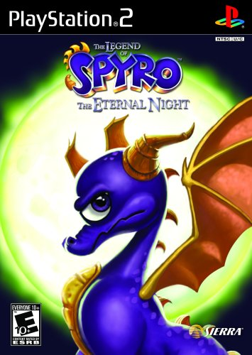 The Legend of Spyro: The Eternal Night (Spyro Games Playstation)