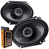 Pair of Kenwood 6x8' 360W 2-Way...