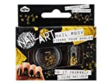 dolly2u Skulls & Studs Do It Yourself Nail Art Kit