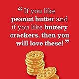 RITZ Peanut Butter Sandwich Crackers, 48 - 1.38
