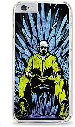 Breaking Bad Juego de Tronos iPhone 6 Plus transparente estuche rígido: Amazon.es: Electrónica