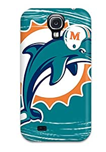 New Arrival Miamiolphins 4 HbfXwEB5986VEqlC Case Cover/ S4 Galaxy Case