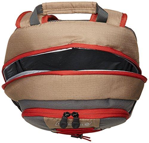 51QNd006t5L - Coleman Soft Cooler Backpack | 28 Can Cooler, Khaki