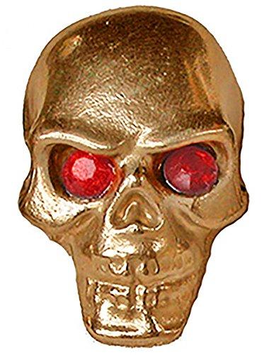Pinewood Derby Tungsten Skull Weight