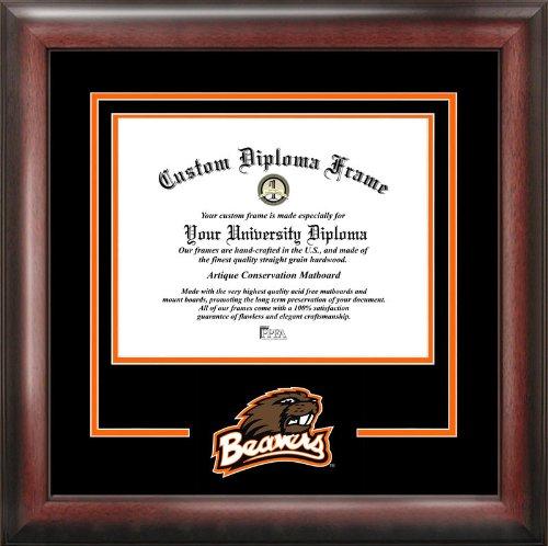 Oklahoma State University Spirit Diploma Frame (Diploma University Frame State Spirit)