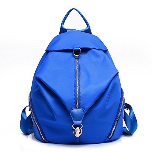 Azul Nueva Bolso blue Señoras Meoaeo Mochila Marino Moda Sky qaSW7wP