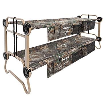 Disc-O-Bed Large Realtree Cam-O-Bunk Cot (30301BO)