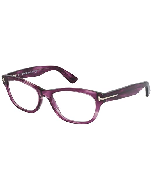 b25f1707e0b4 Tom Ford Womens Women s Ft5425 53Mm Optical Frames at Amazon Men s Clothing  store