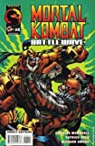 Mortal Kombat Battlewave #4 Comic Book