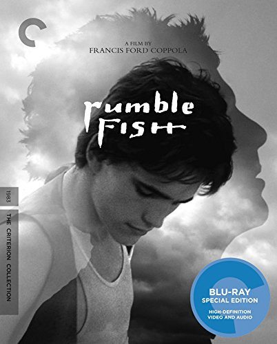 Blu-ray : Rumble Fish (Criterion Collection) (Special Edition, 4K Mastering, Restored, Widescreen, )