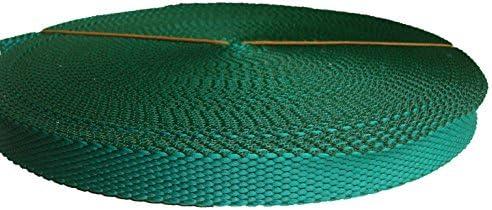 Cincha para cinta de flejado 40 mm polipropileno, Verde, 25 m
