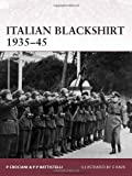 Italian Blackshirt 1935-45, P. P. Battistelli, 1846035058