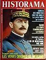 Historama [n° 8, octobre 1984] Les vraies origines de Weygand par Historama