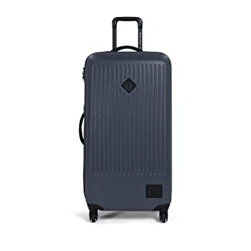 7c43d42881e Amazon.com | Herschel Supply Co. Trade Large Hardside Luggage, Dark Shadow,  One Size | Suitcases