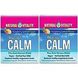 Natural Vitality Natural Calm Anti Stress Drink (Raspberry Lemon, 60 Packets) (Tamaño: 60 Packets)