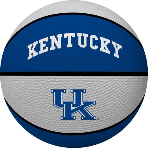 NCAA Kentucky Wildcats Crossover Full Size Basketball by (Wvu Basketball)