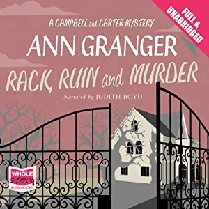 Rack, Ruin and Murder Audiobook