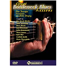Great Bottleneck Blues Guitar Lessons