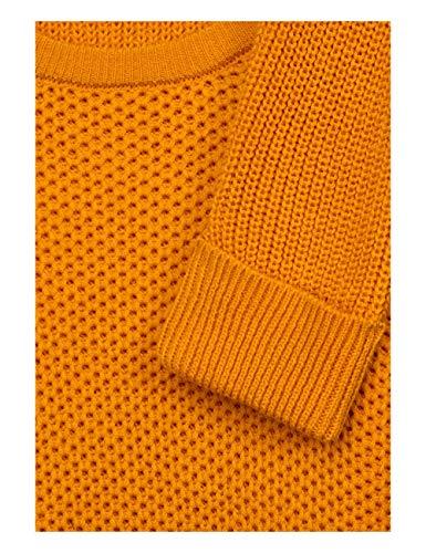 clementine Street Mujer 11562 One Suéter Amarillo Para 1Xa1x