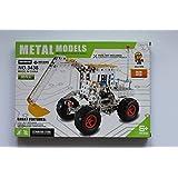Metal Model with Tool Kit
