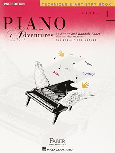 (Level 1 - Technique & Artistry Book: Piano Adventures)