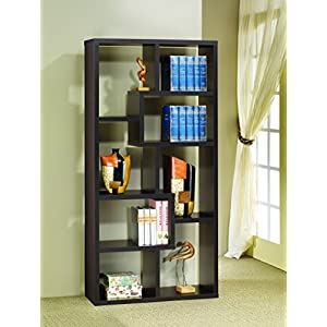 Coaster Furniture Backless Modular Bookcase