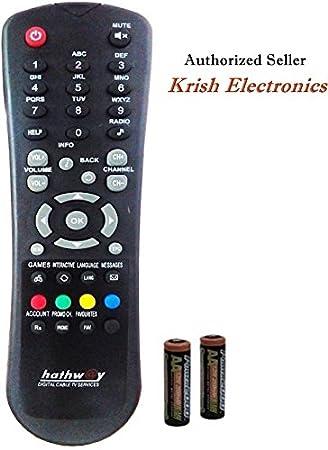 Buy hathway set top box remote control black online at low hathway set top box remote control black fandeluxe Image collections