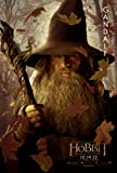 "The Hobbit An Unexpected Journey Movie Poster 18""X27"""