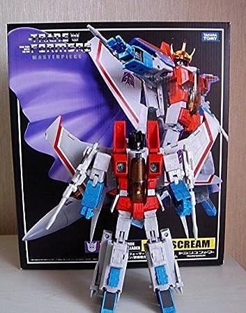 Transformers Masterpiece MP-11 Starscream KO Version