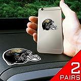 CC Sports Decor NFL Jacksonville Jaguars 2 Get a Grip Phone Holding Automotive Accessories