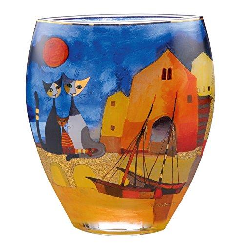 Rosina Wachtmeister I Colori del Tramonto 21cm Glass Vase